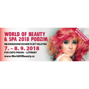 FREE ticket for cosmetic Fair DISCOUNTS