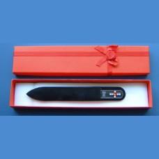 BOHEMIA darčeková sada sklenených pilníkov Swarovski vzor 11 Darčekové sady Swarovski