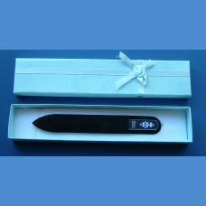 BOHEMIA darčeková sada sklenených pilníkov Swarovski vzor 17 Darčekové sady Swarovski