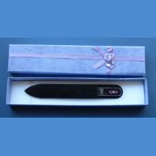 BOHEMIA darčeková sada sklenených pilníkov Swarovski vzor 3 Darčekové sady Swarovski
