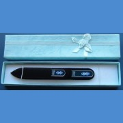 Gift box with flower - square Boxes