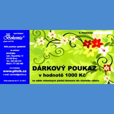 Gift voucher in amount of EUR 40 Gift vouchers
