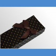 Gift box with a bow - rectangle