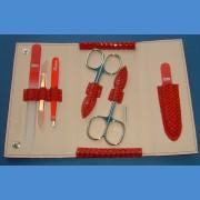 BOHEMIA Deluxe PROFI manicure set Gift manicure